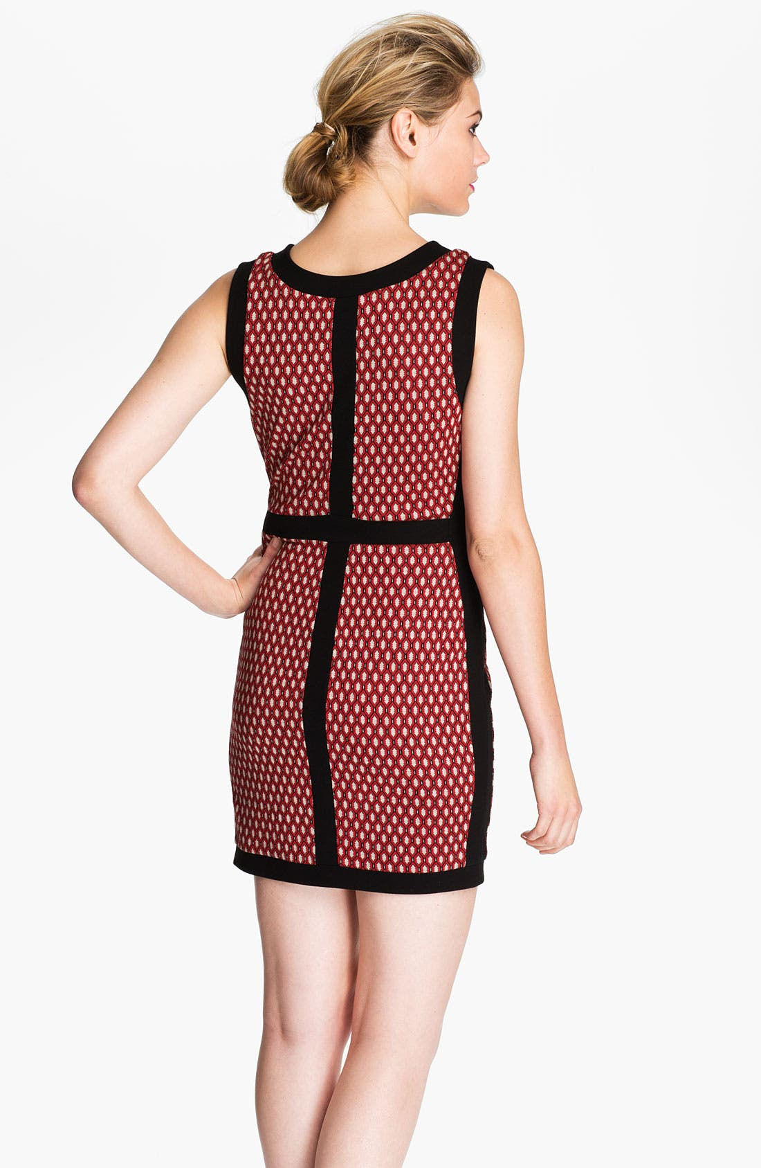 Alternate Image 2  - Bailey 44 Print Window Pane Dress