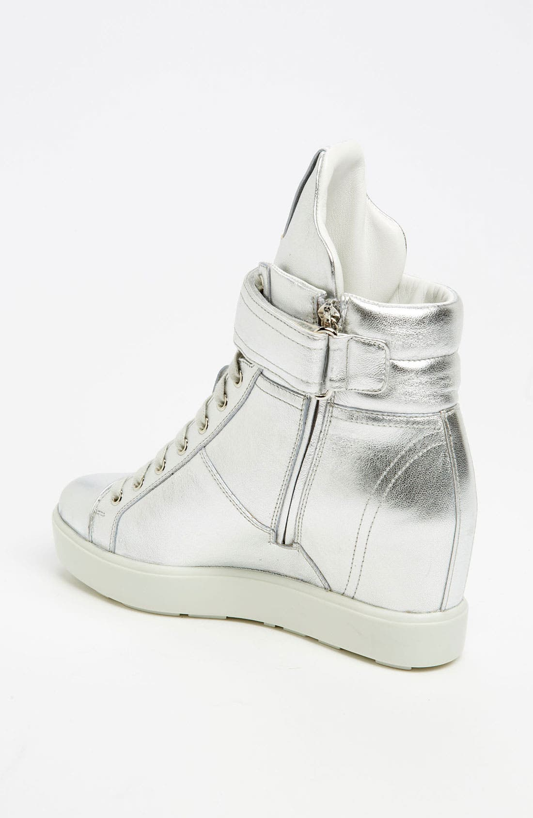 Alternate Image 2  - Prada Wedge Sneaker