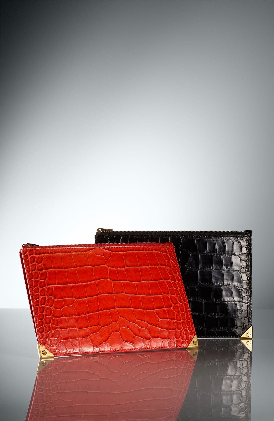 Alternate Image 5  - Alexander Wang 'Prisma' Embossed Leather Clutch