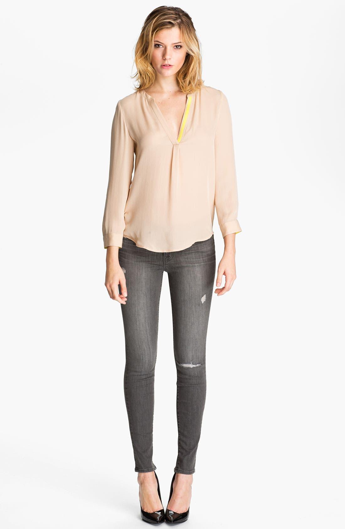 Alternate Image 5  - J Brand Skinny Stretch Ankle Jeans