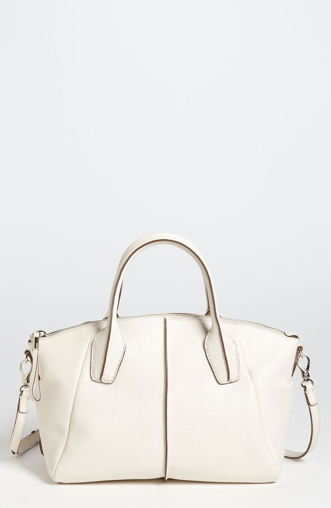 Alternate Image 1 Selected - Tod's 'Medium New D-Styling' Leather Shopper