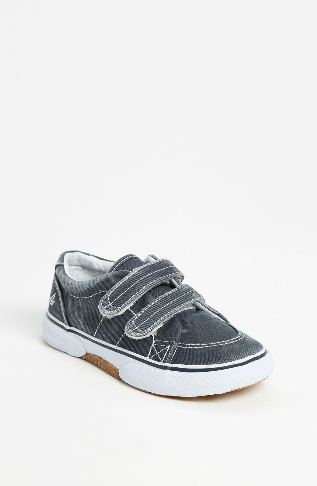 Main Image - Sperry Top-Sider® Kids 'Halyard' Sneaker (Walker & Toddler)