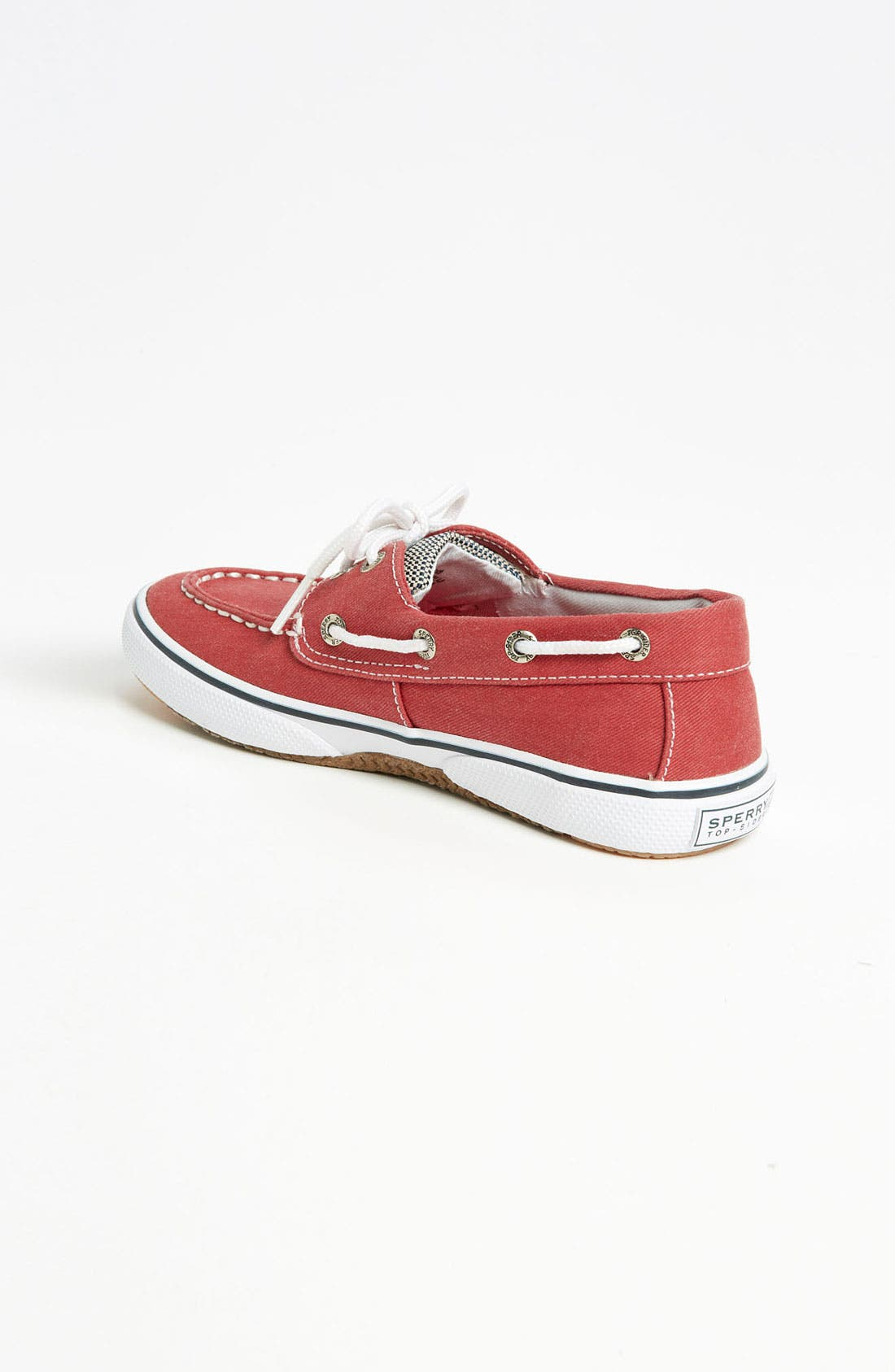 Alternate Image 2  - Sperry Top-Sider® Kids 'Halyard' Boat Shoe (Walker, Toddler, Little Kid & Big Kid)