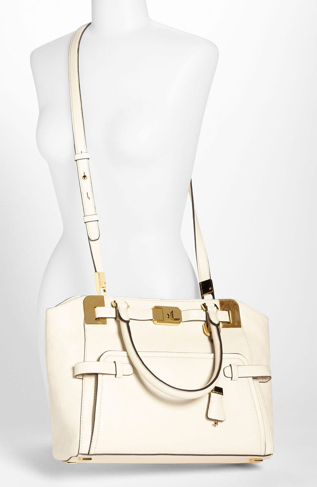 Alternate Image 2  - Michael Kors 'Blake' Leather Satchel