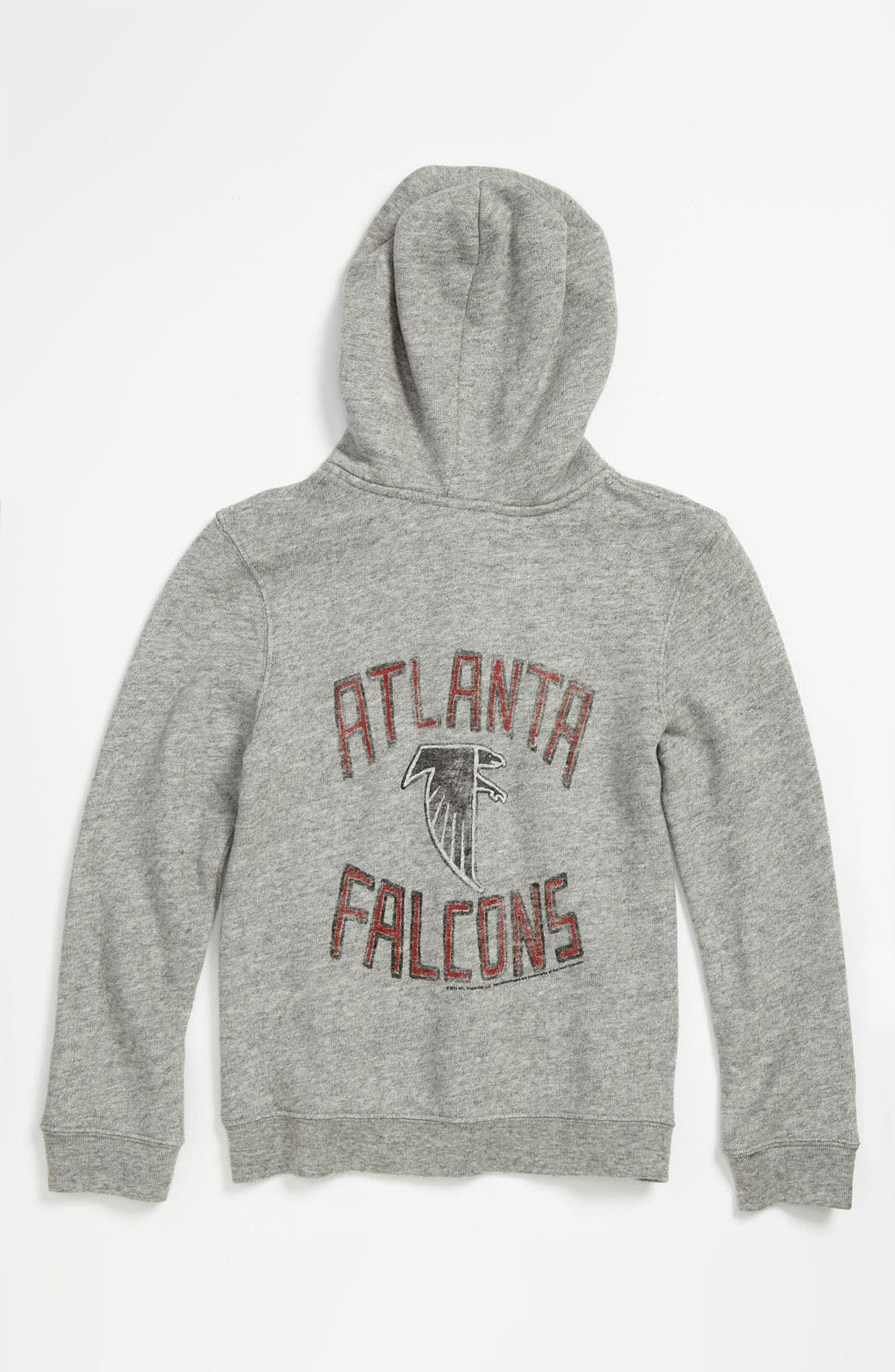 Alternate Image 1 Selected - Junk Food 'Atlanta Falcons' Hoodie (Little Boys & Big Boys)