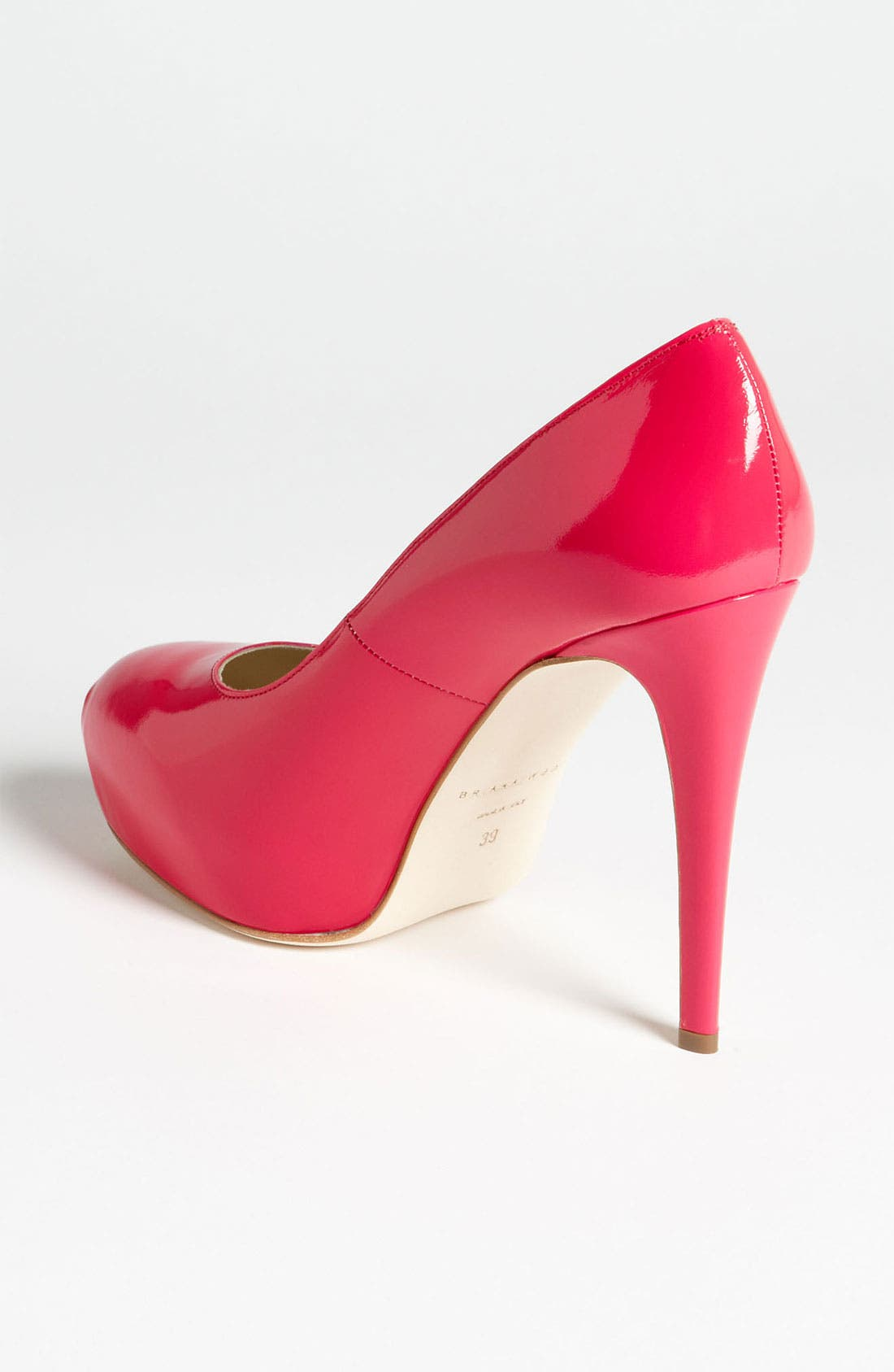 Alternate Image 2  - Brian Atwood 'Maniac' Covered Platform Pump