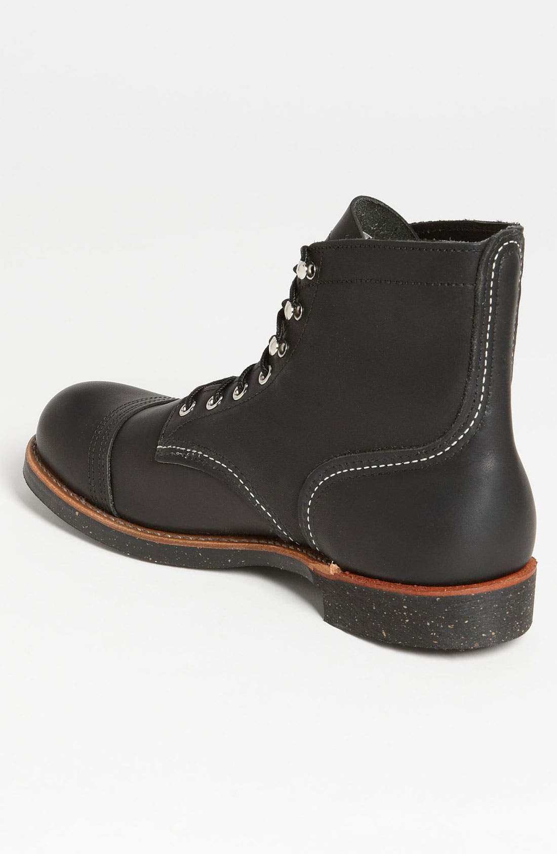 Alternate Image 2  - Red Wing 'Iron Ranger' 6 Inch Cap Toe Boot (Online Only)