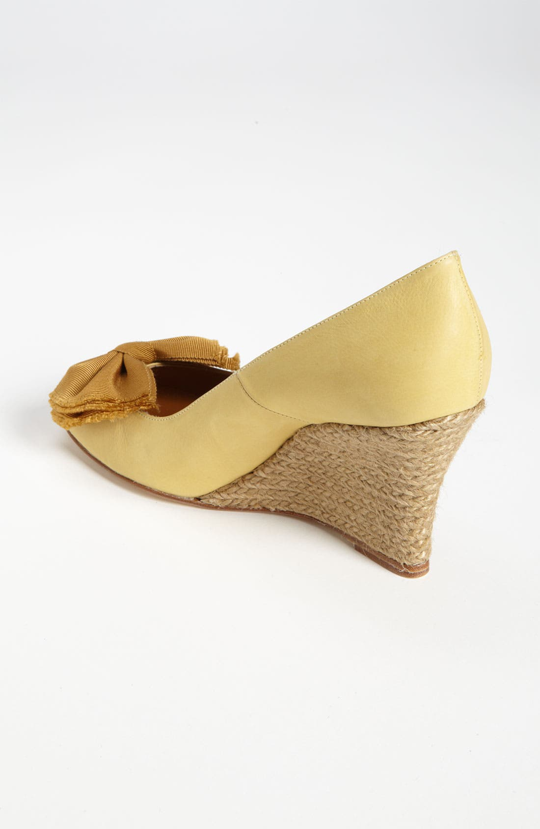 Alternate Image 2  - Lanvin Espadrille Wedge Pump
