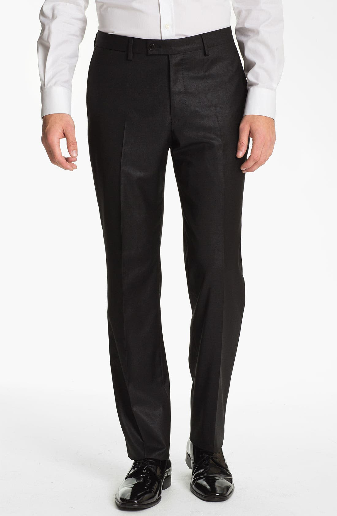 Alternate Image 5  - Versace Collection City Fit Tuxedo (Online Only)