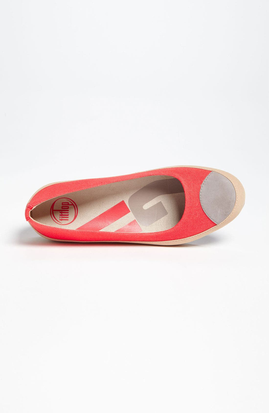 Alternate Image 3  - FitFlop 'Dué™' Canvas Flat