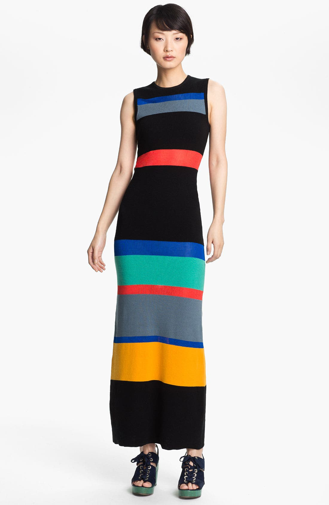 Alternate Image 1 Selected - Opening Ceremony 'Memphis' Maxi Dress