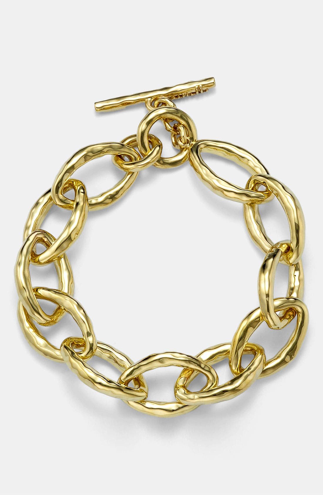 Alternate Image 1 Selected - Ippolita 'Glamazon' 18k Gold Link Bracelet