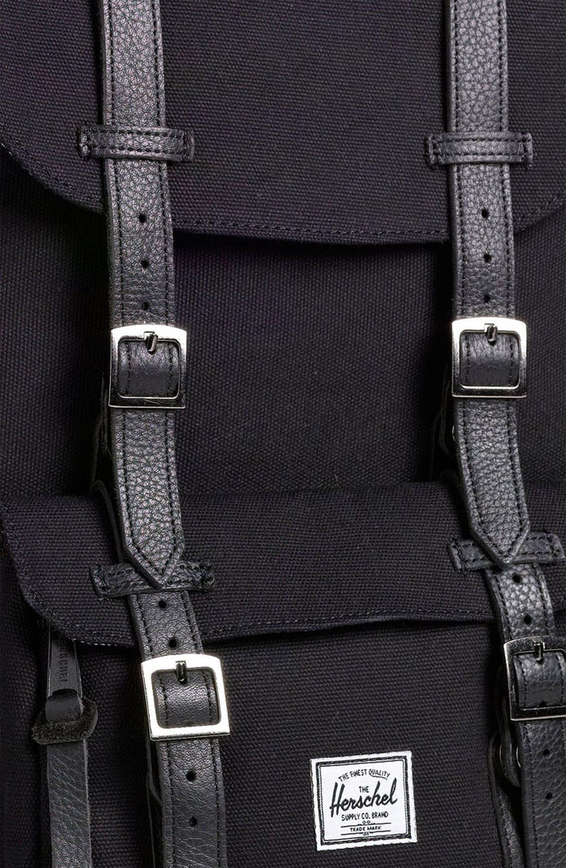 Alternate Image 5  - Herschel Supply Co. 'Little American 20' Canvas Backpack