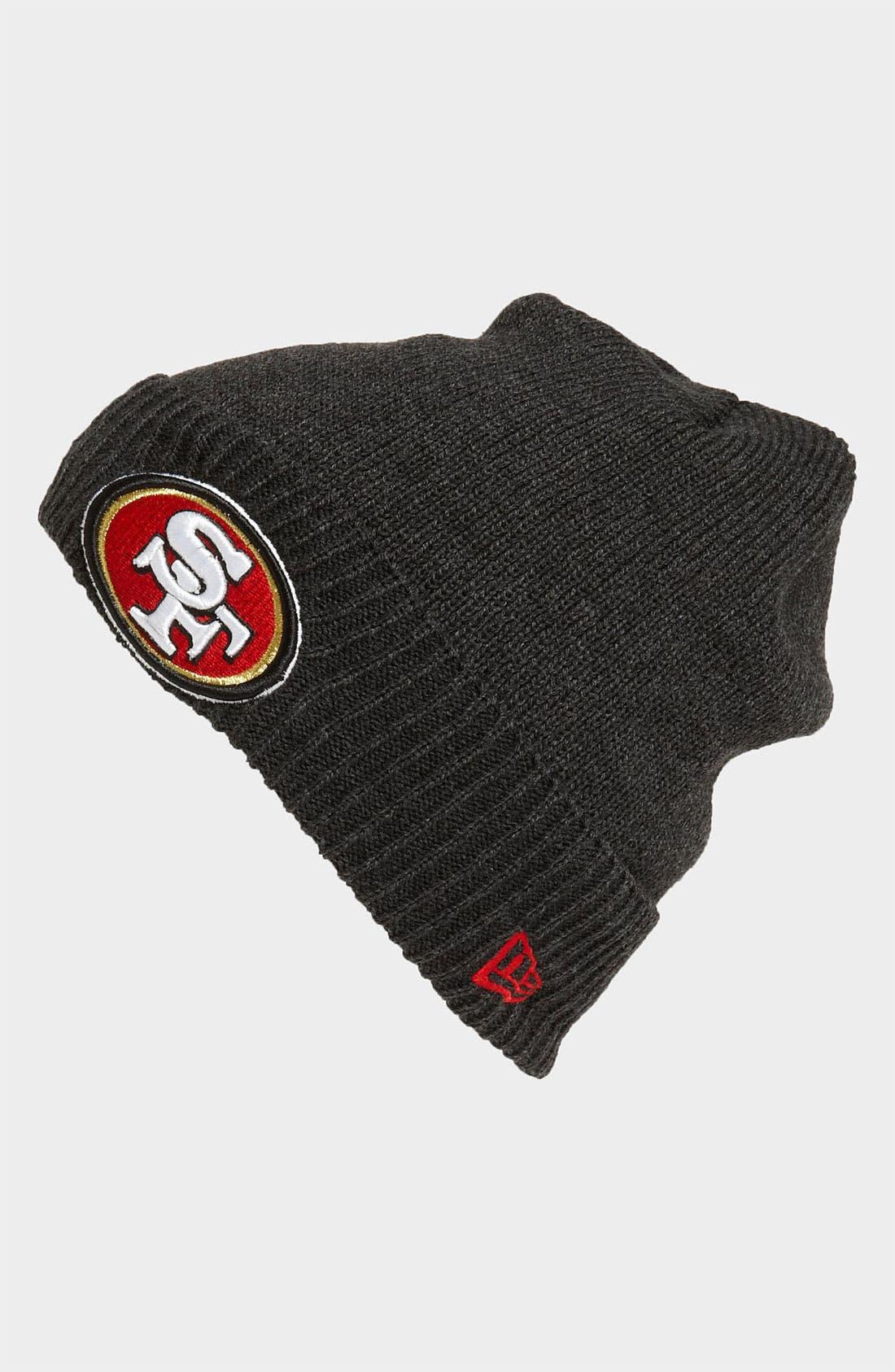 Main Image - New Era Cap 'San Francisco 49ers' Thermal Beanie