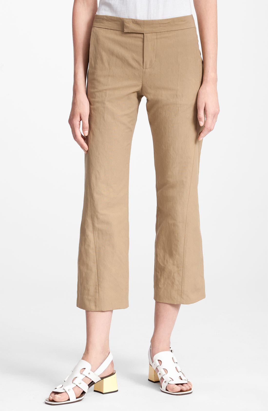 Alternate Image 1 Selected - Marni Edition Crop Pants