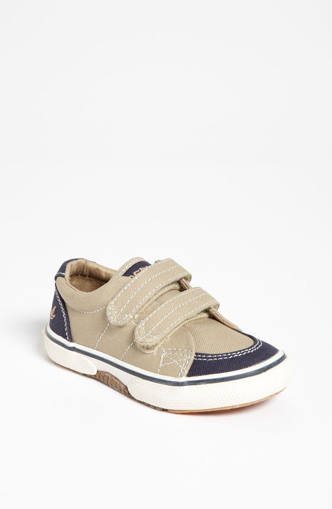 Alternate Image 1 Selected - Sperry Top-Sider® Kids 'Halyard' Sneaker (Walker & Toddler)