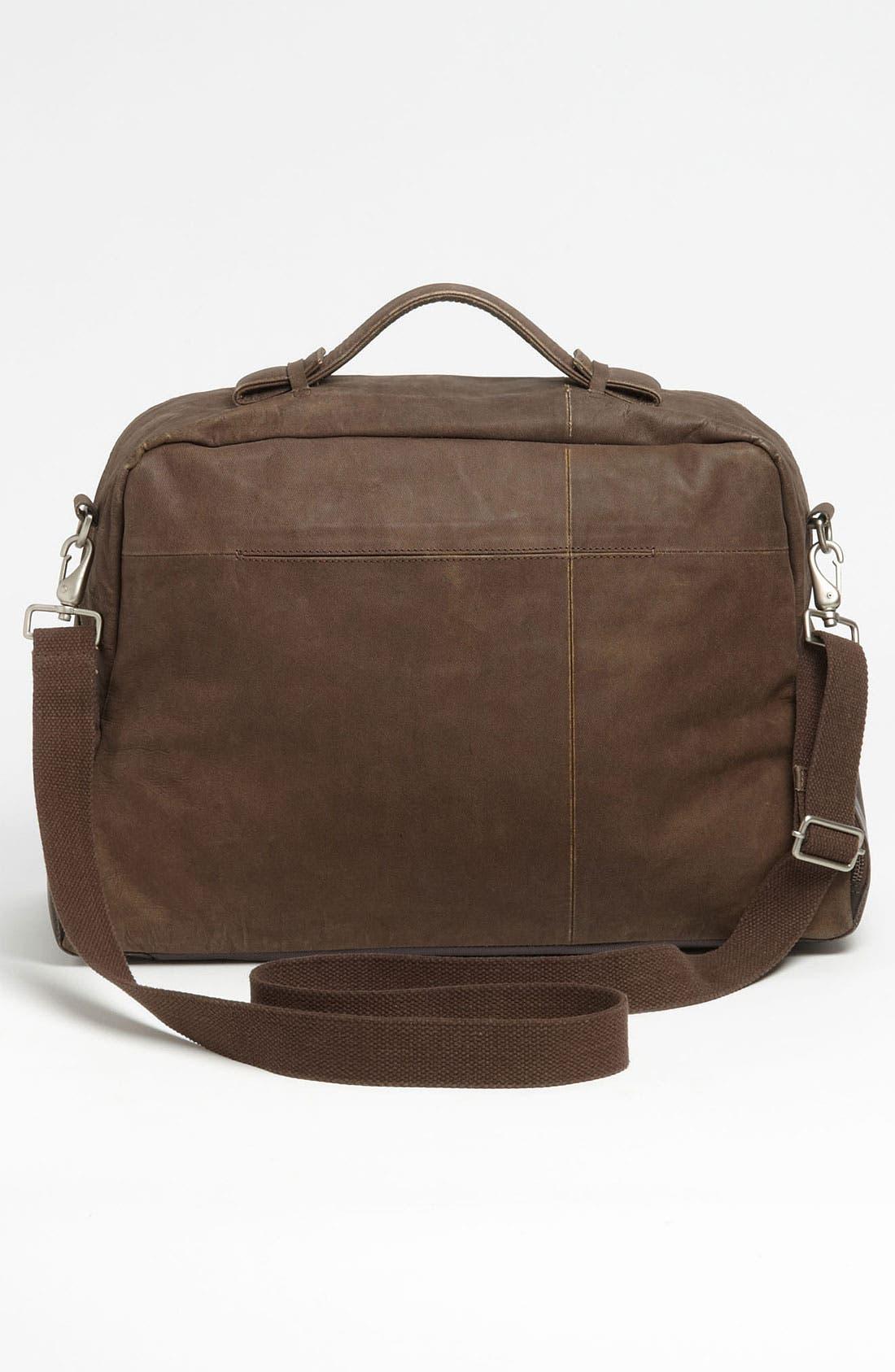 Alternate Image 4  - DIESEL® 'Mad Words - VI8' Duffel Bag