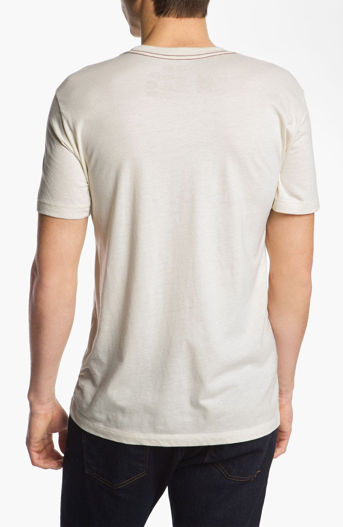 Alternate Image 2  - RVCA 'Night for Day' Vintage Wash T-Shirt
