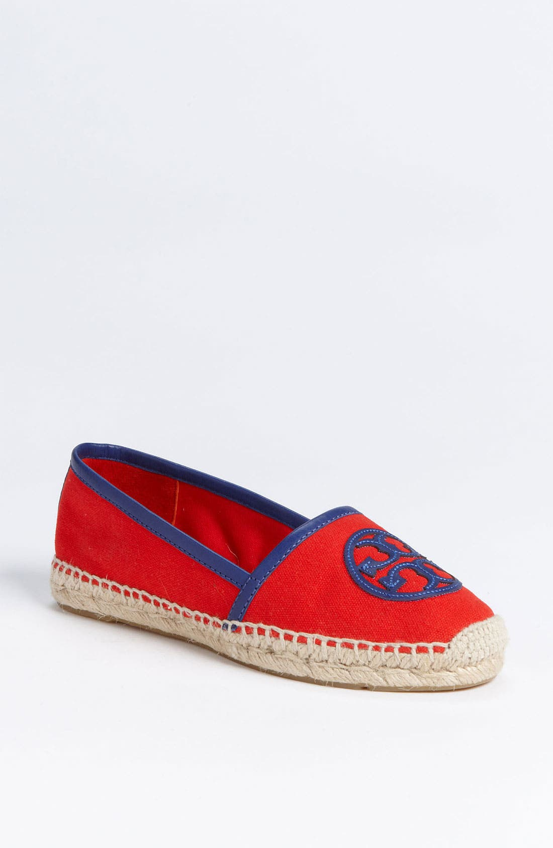 Alternate Image 1 Selected - Tory Burch 'Angus' Espadrille Flat