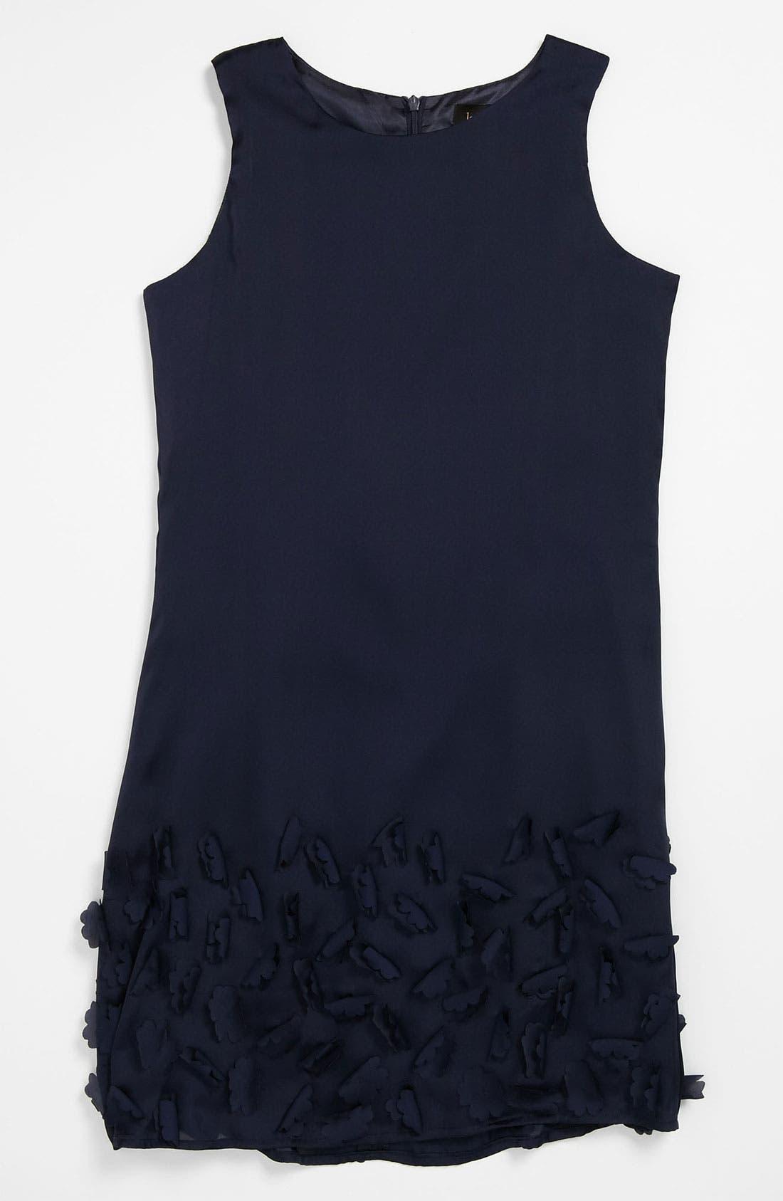 Main Image - Laundry by Shelli Segal 'Betsy' Dress (Big Girls)