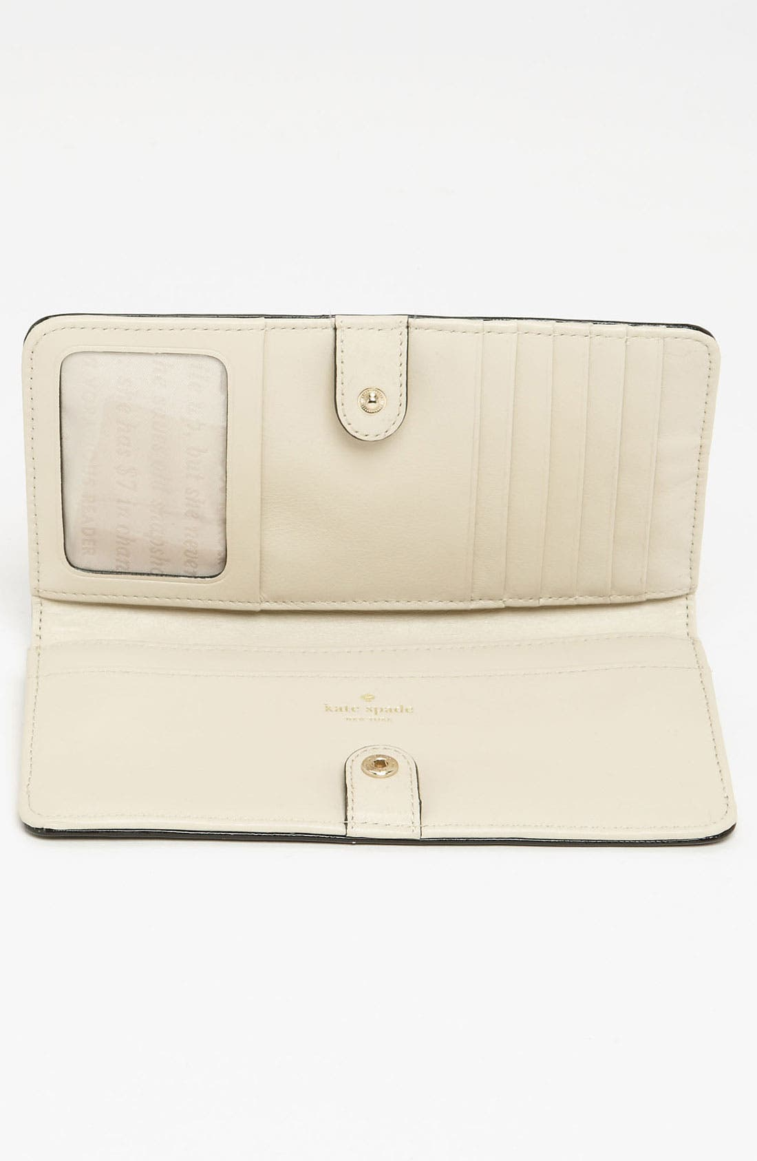 Alternate Image 3  - kate spade new york 'brightspot avenue - desiree' wallet