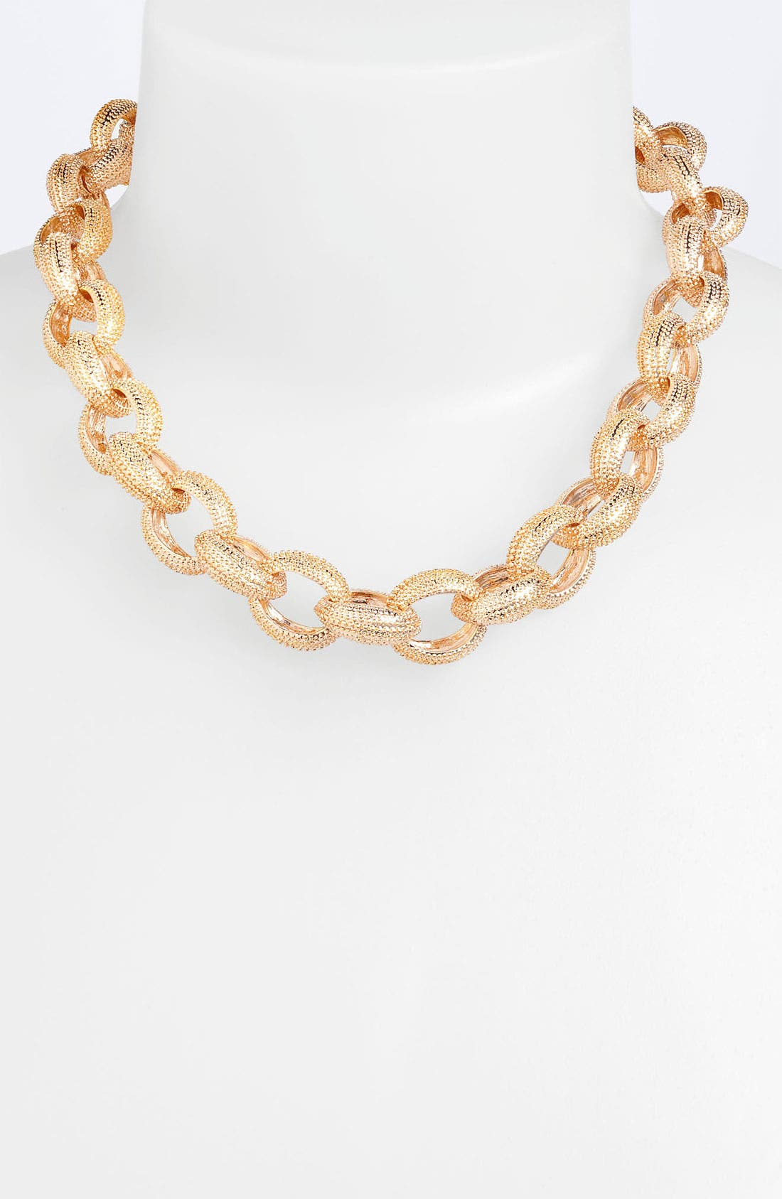 Main Image - Tasha Link Collar Necklace