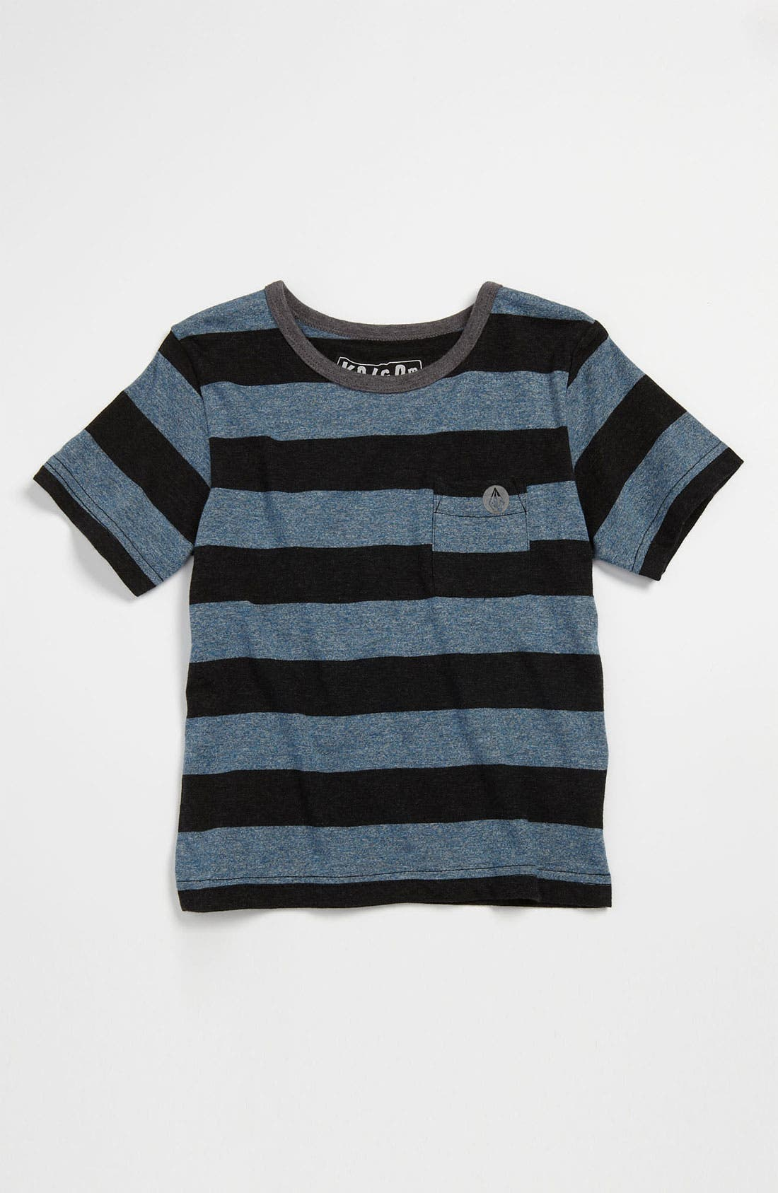 Alternate Image 1 Selected - Volcom 'Fanged Logo' T-Shirt (Toddler)