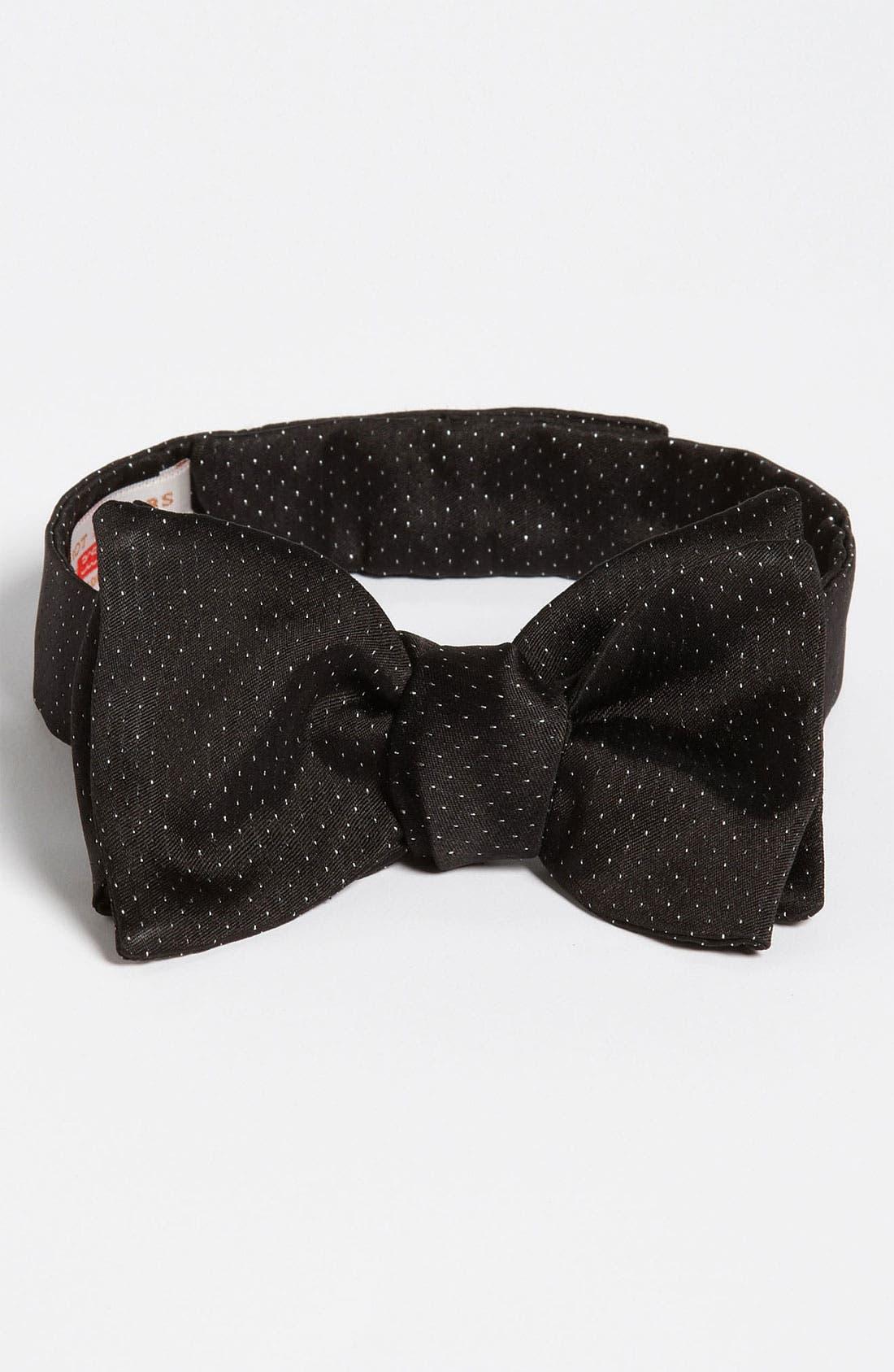 Main Image - Carrot & Gibbs Silk Bow Tie