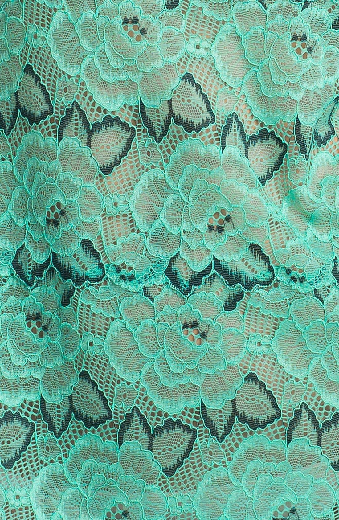 Alternate Image 2  - Josie 'Amur' Lace Nightie