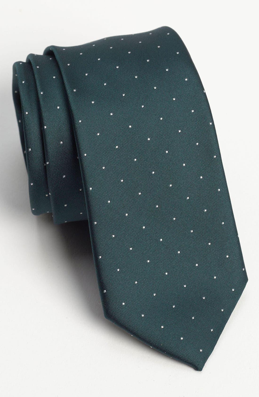 Main Image - Topman Microdot Tie