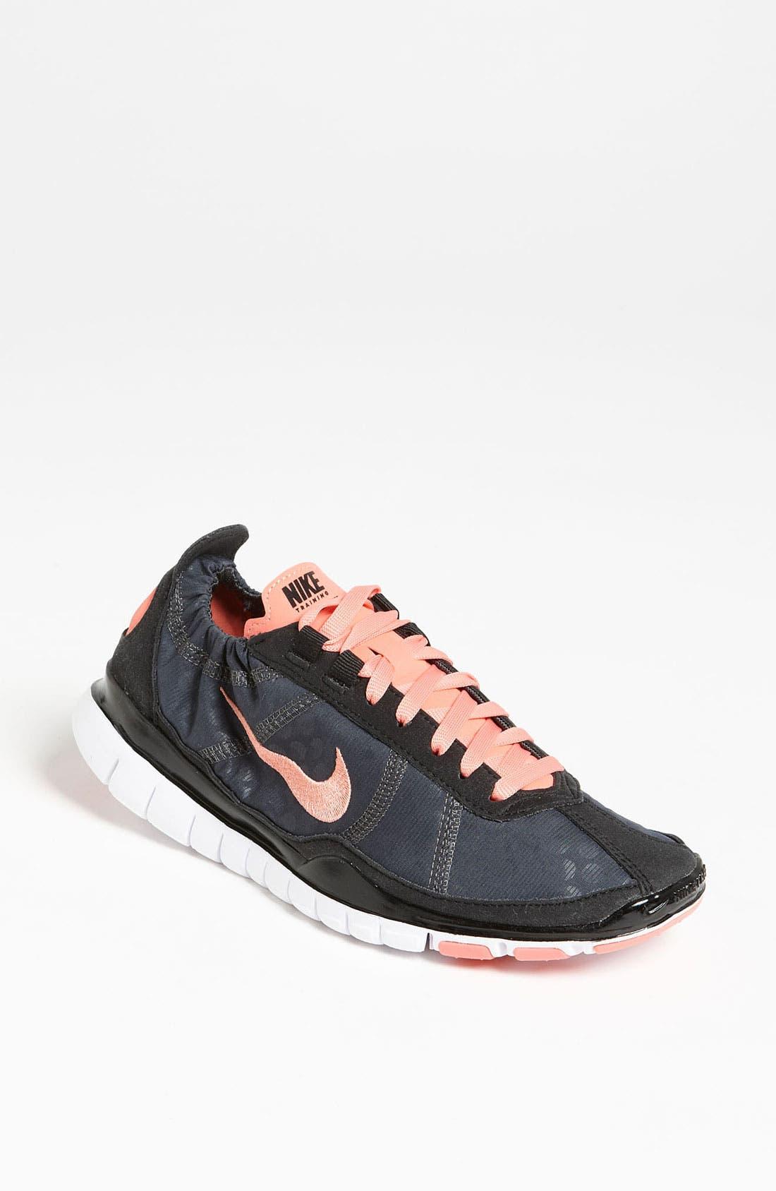 Alternate Image 1 Selected - Nike 'Free Twist' Training Shoe (Women)