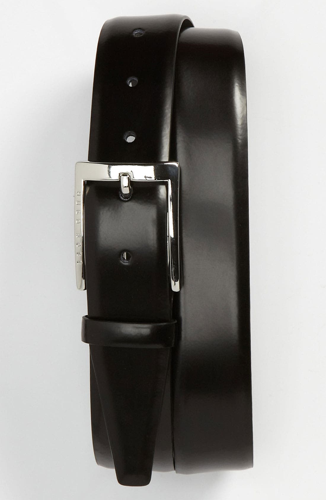 Alternate Image 1 Selected - BOSS HUGO BOSS 'Etivo' Belt