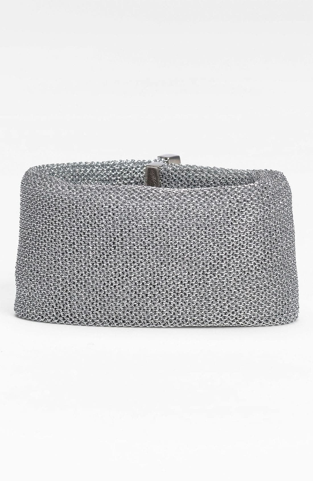 Alternate Image 1 Selected - Adami & Martucci 'Mesh' Line Bracelet