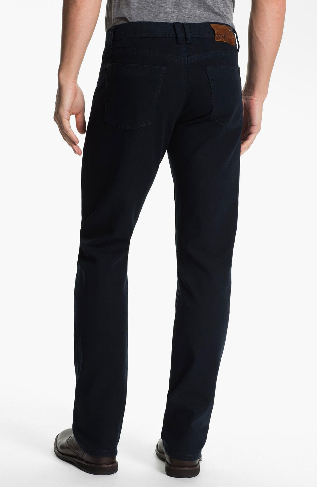 Alternate Image 2  - DL1961 'Vince' Straight Leg Jeans (Storm)