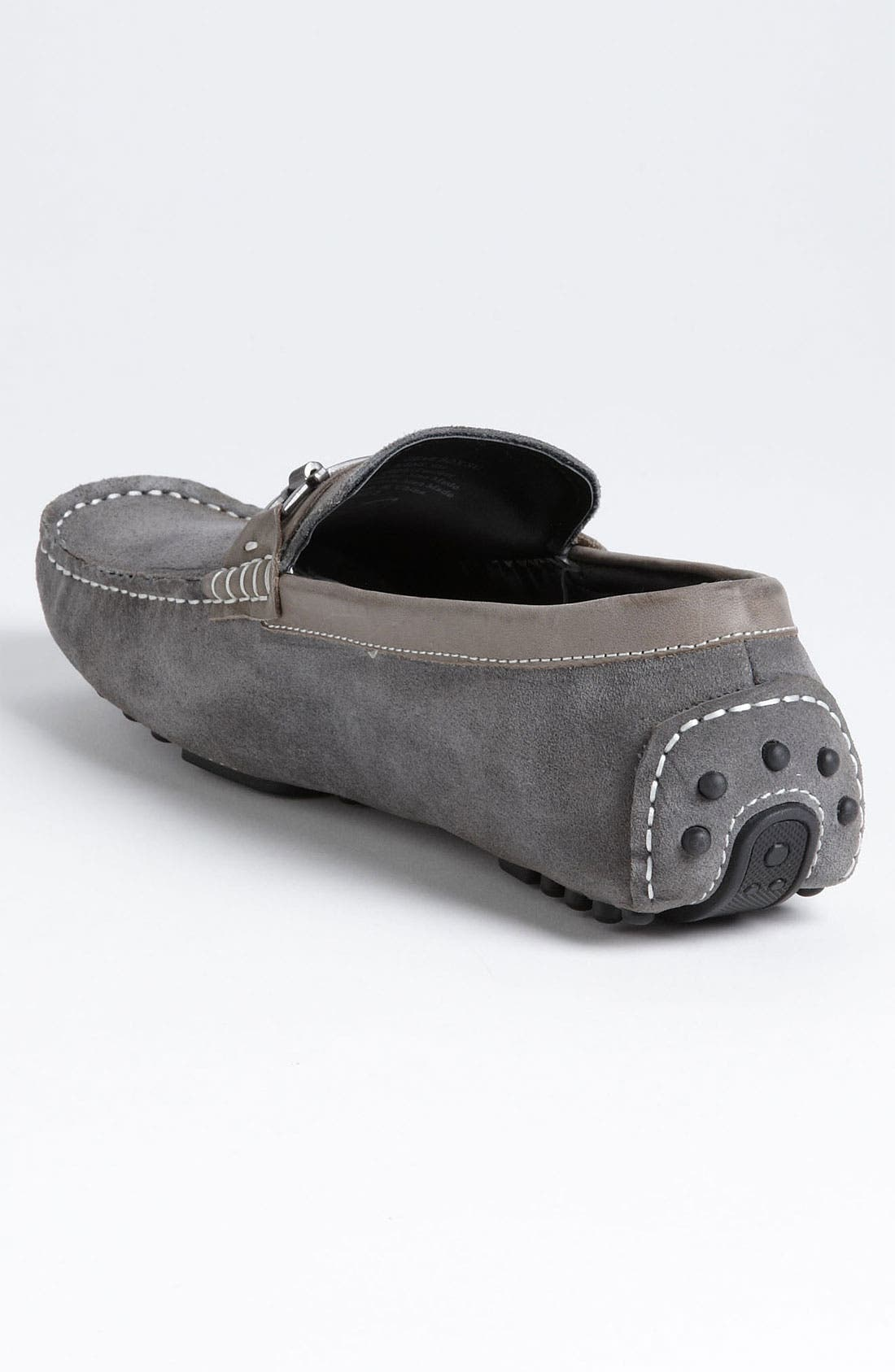 Alternate Image 2  - Kenneth Cole Reaction 'Gear Box' Suede Driving Shoe (Online Exclusive)