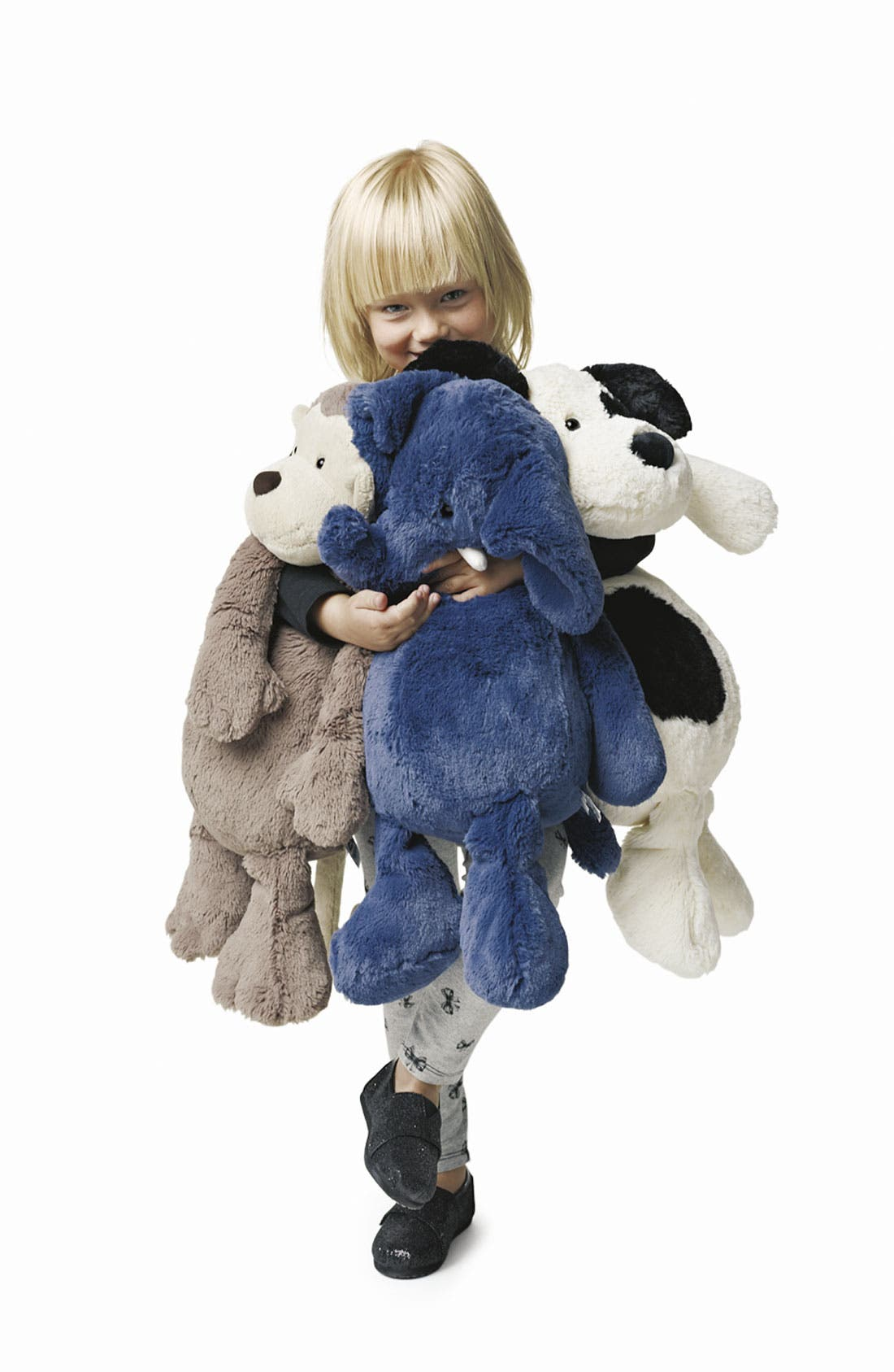 Alternate Image 2  - Jellycat 'Large Bashful Elephant' Stuffed Animal