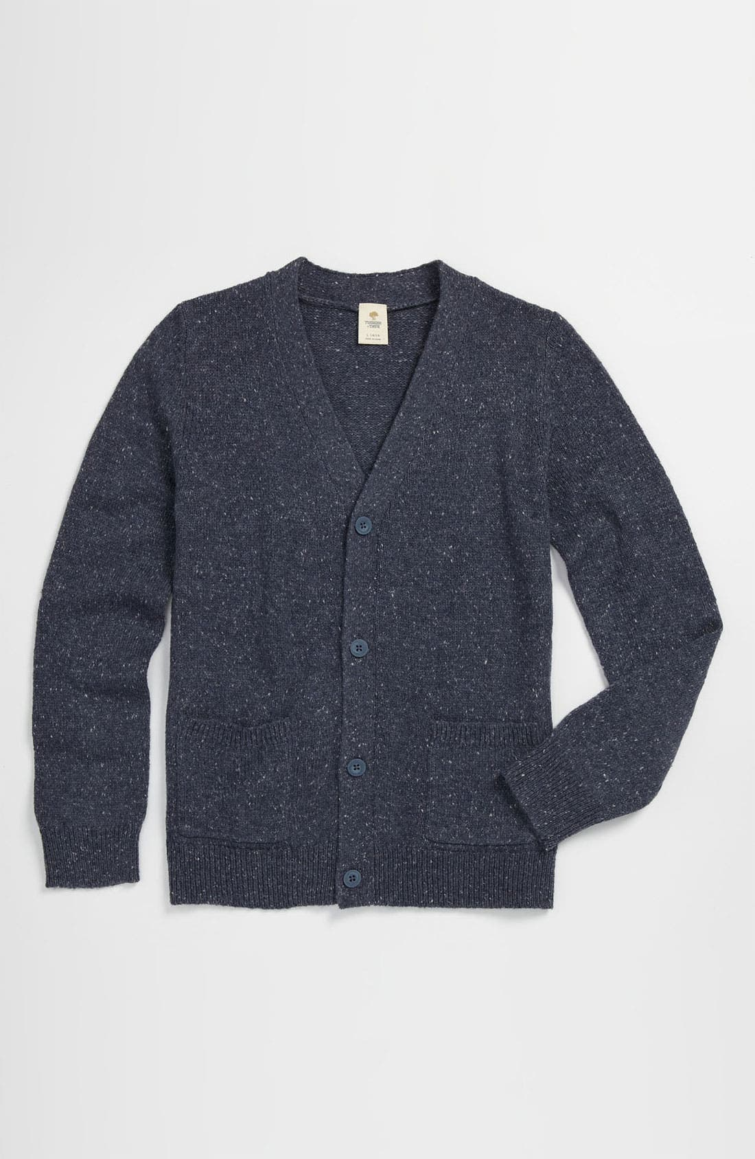 Main Image - Tucker + Tate 'Cooper' Cardigan (Big Boys)