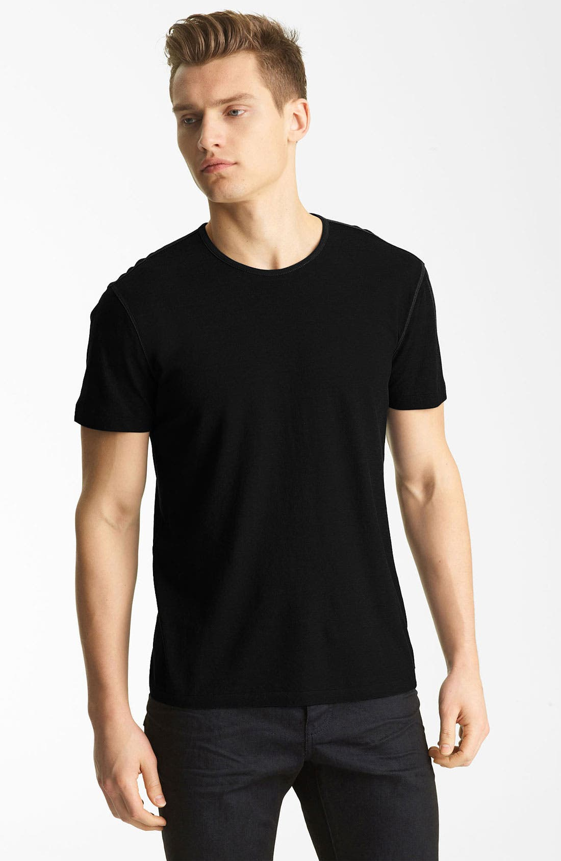 Main Image - John Varvatos Collection Crewneck T-Shirt