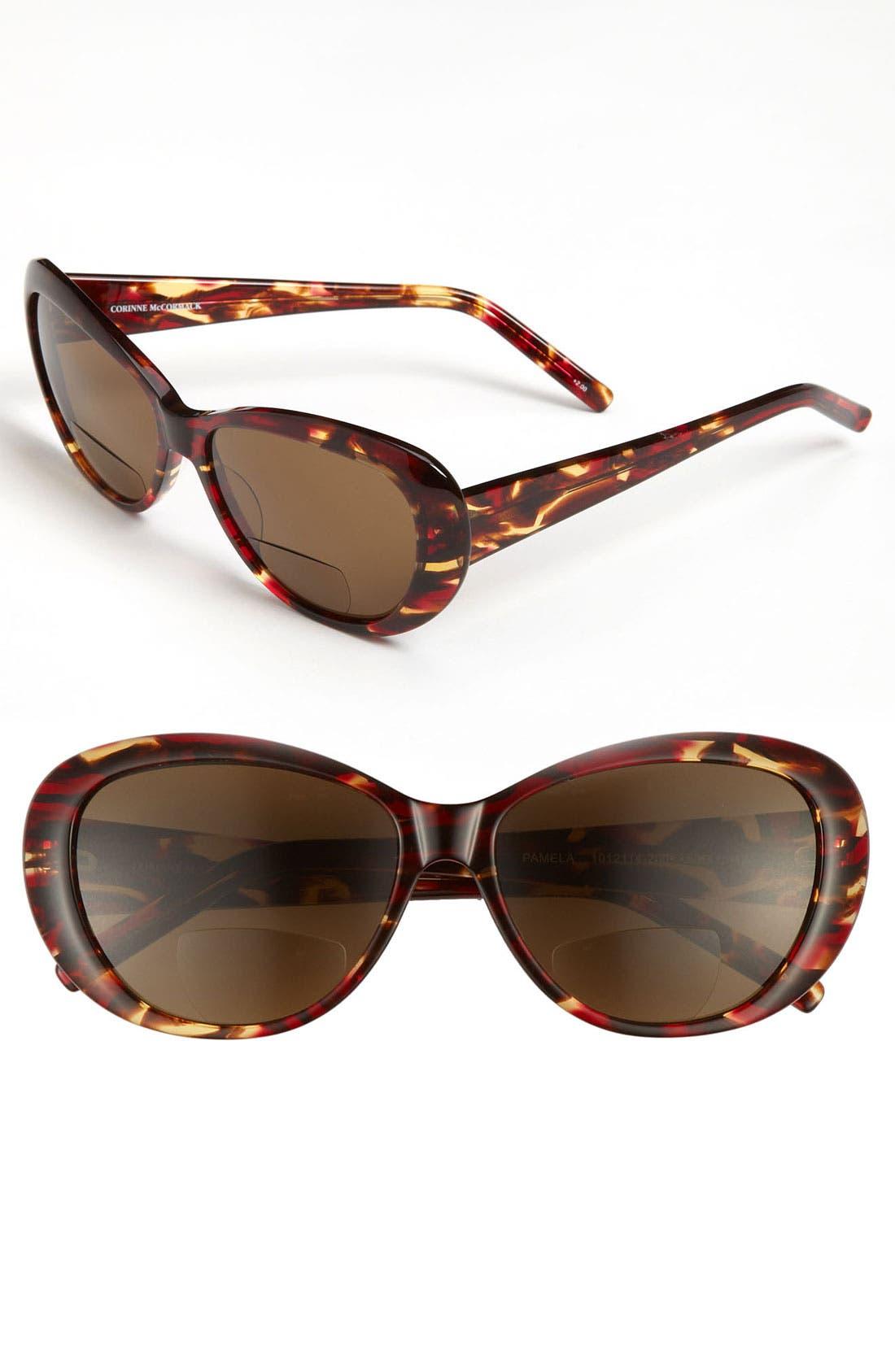 Alternate Image 1 Selected - Corinne McCormack 56mm Reading Sunglasses