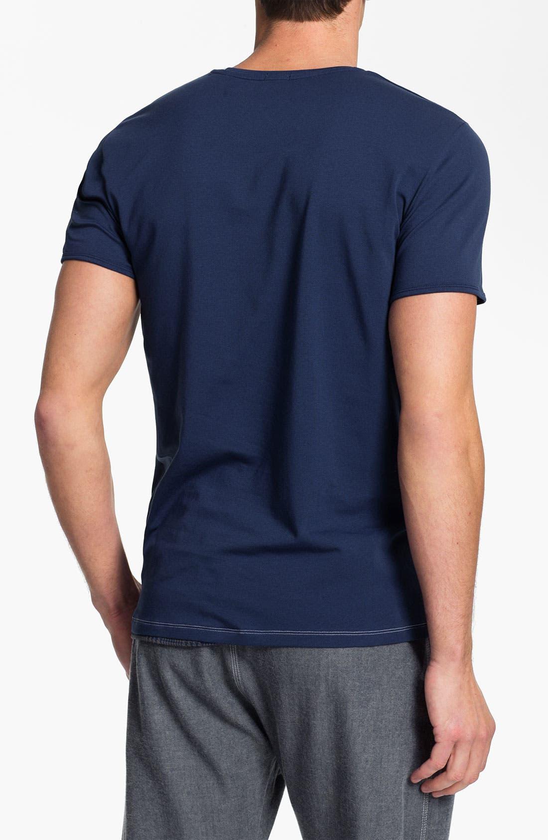 Alternate Image 2  - DIESEL® 'Randal' Crewneck T-Shirt