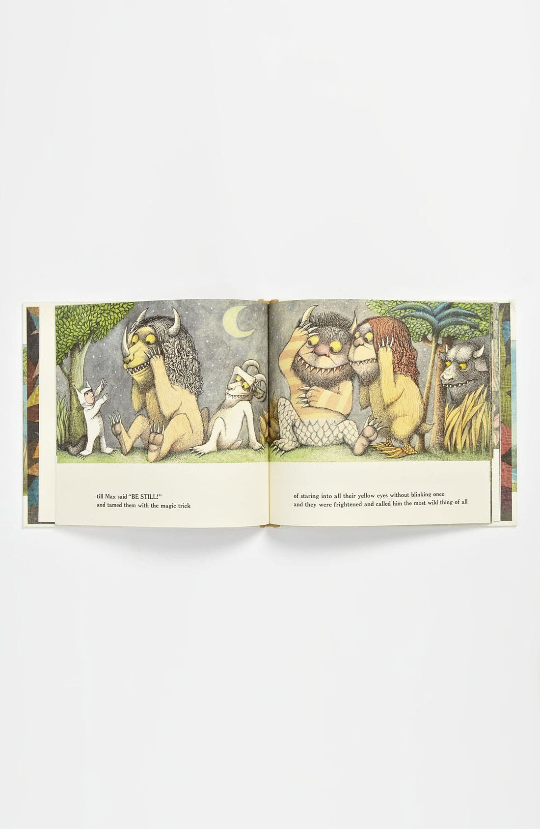 Alternate Image 2  - Maurice Sendak 'Where The Wild Things Are' Book