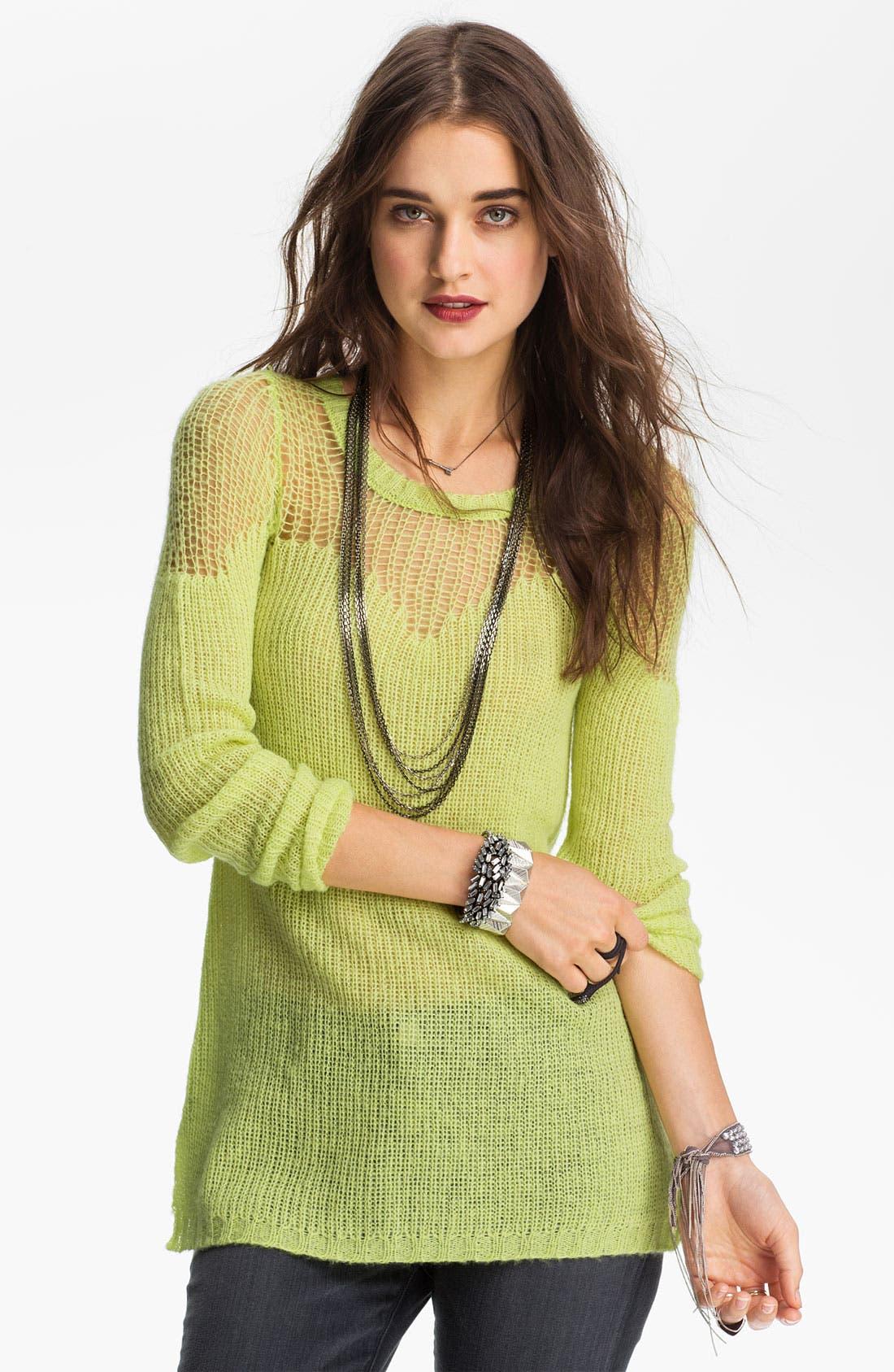 Alternate Image 1 Selected - Free People Sweetheart Sweater