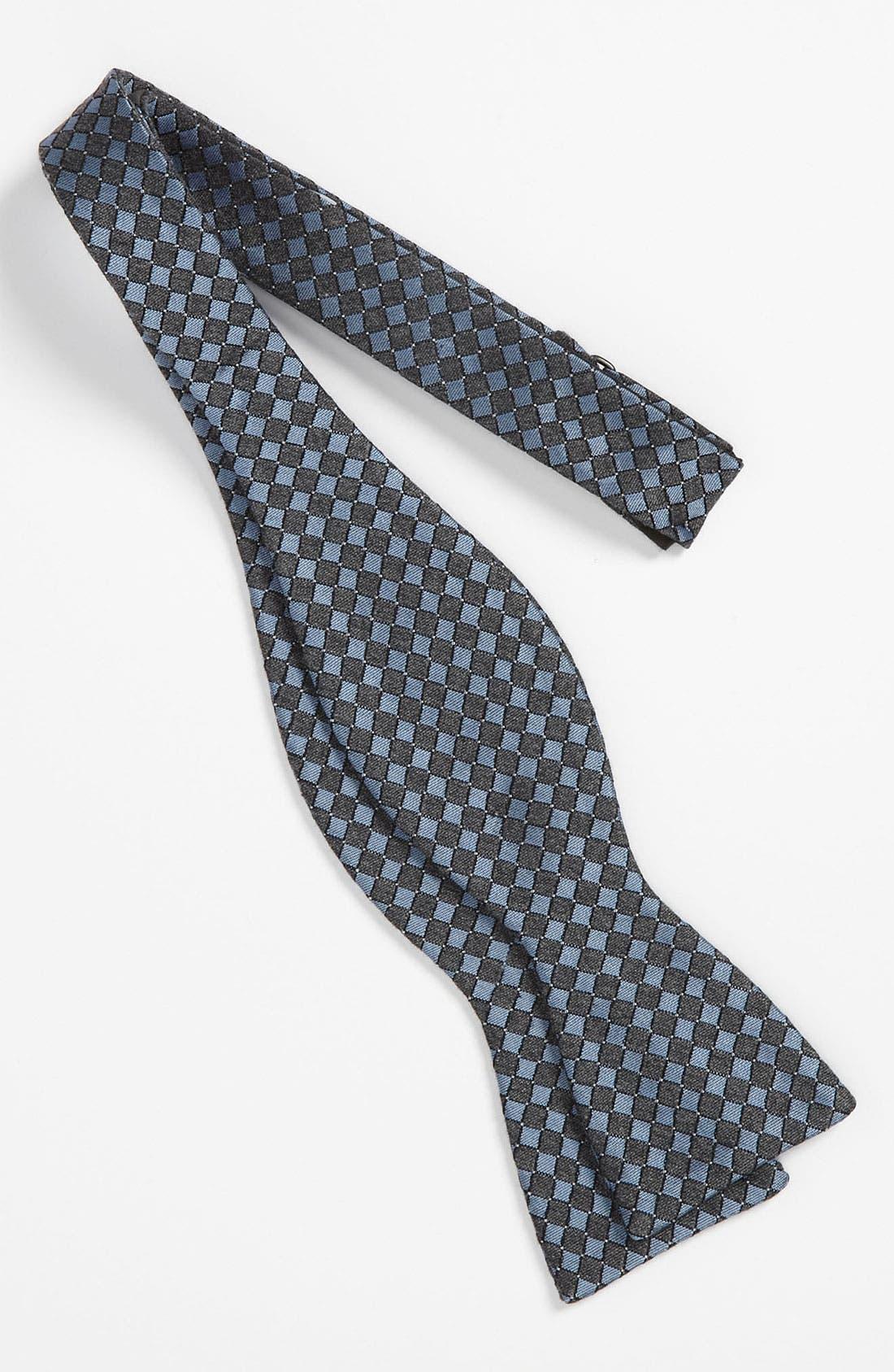 Alternate Image 2  - Michael Kors Silk Blend Bow Tie