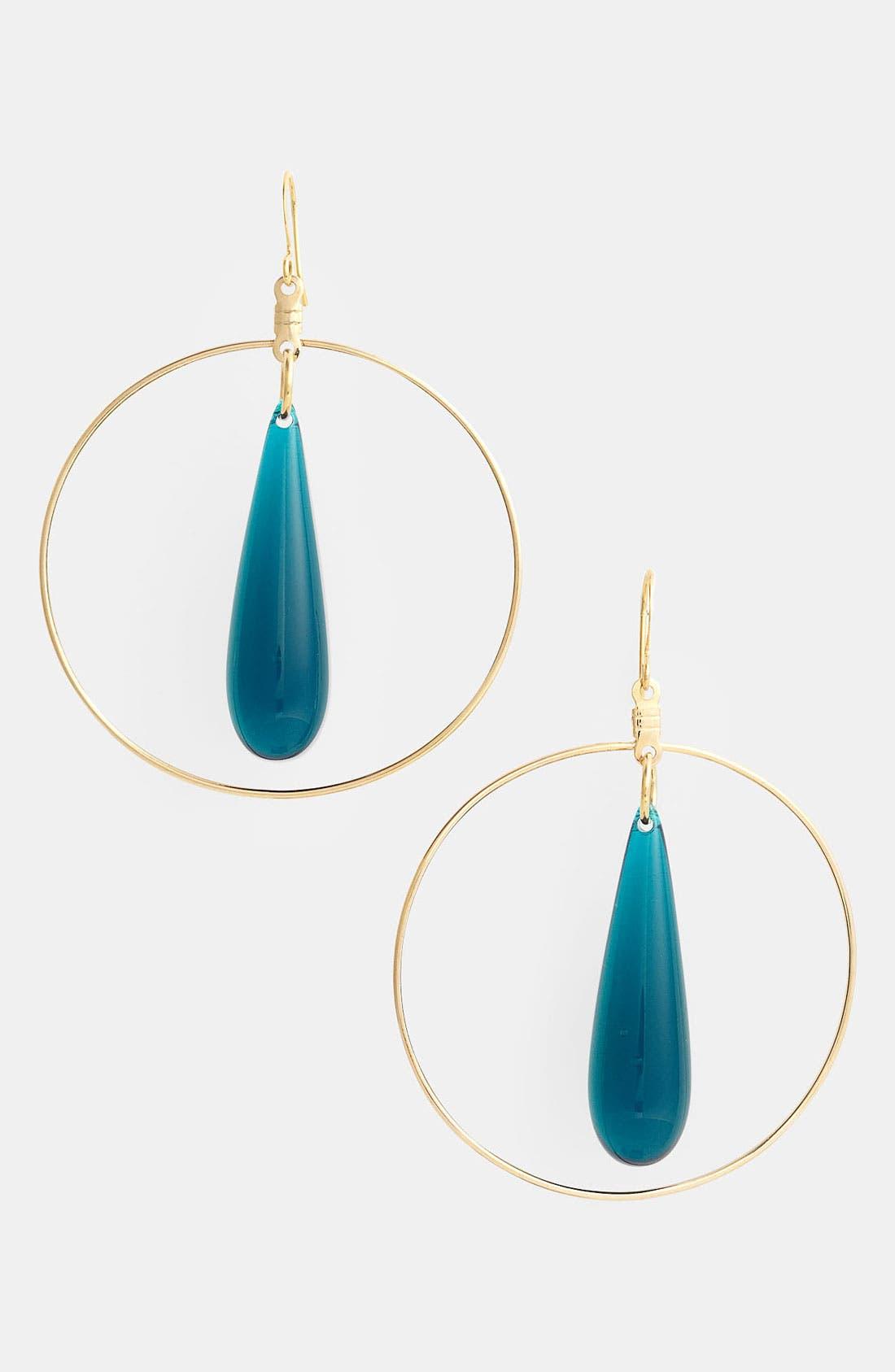 Alternate Image 1 Selected - Verdier Jewelry 'Vintage Ocean Lucite' Earrings