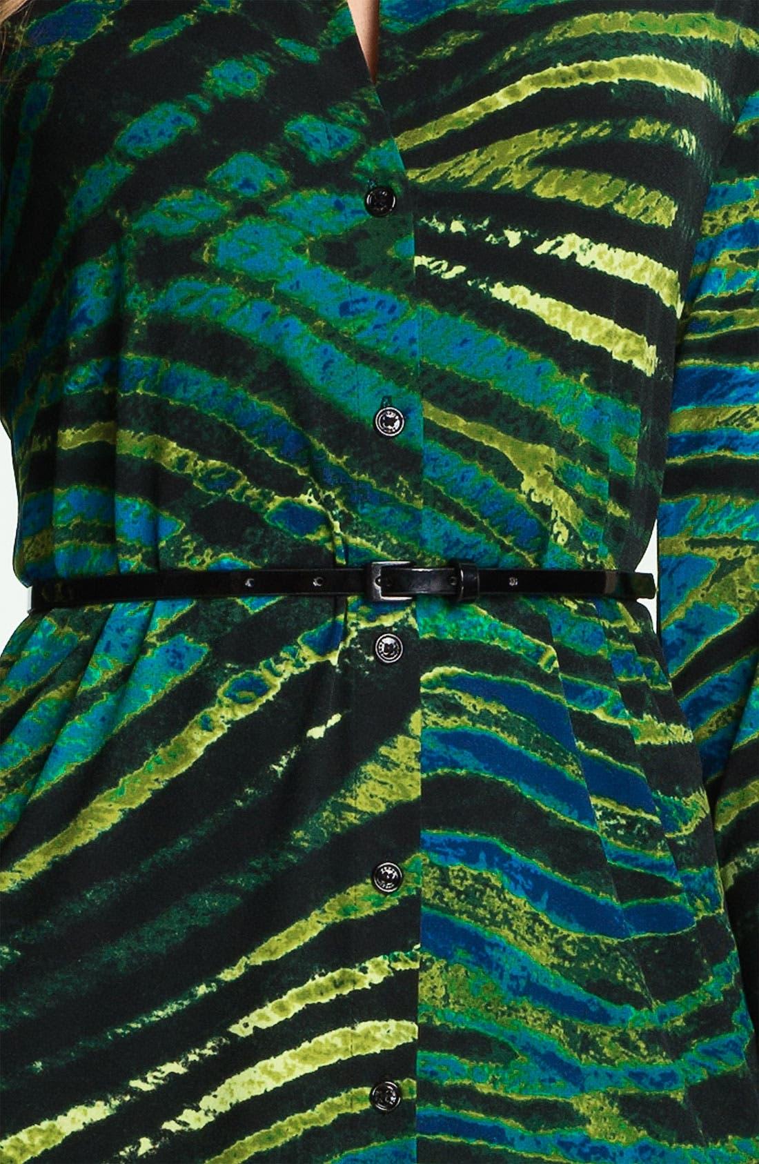 Alternate Image 3  - Anne Klein Print Shirtdress (Online Exclusive)