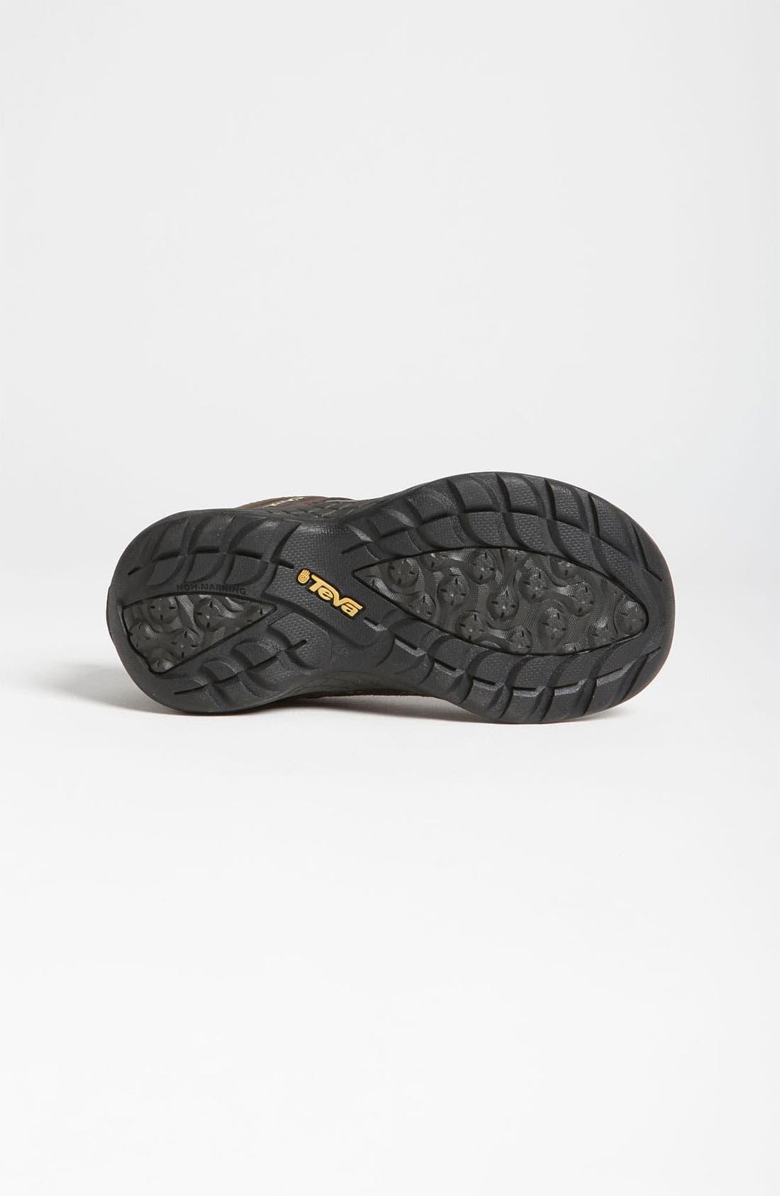 Alternate Image 4  - Teva 'Raith' Waterproof Sneaker (Toddler & Little Kid)