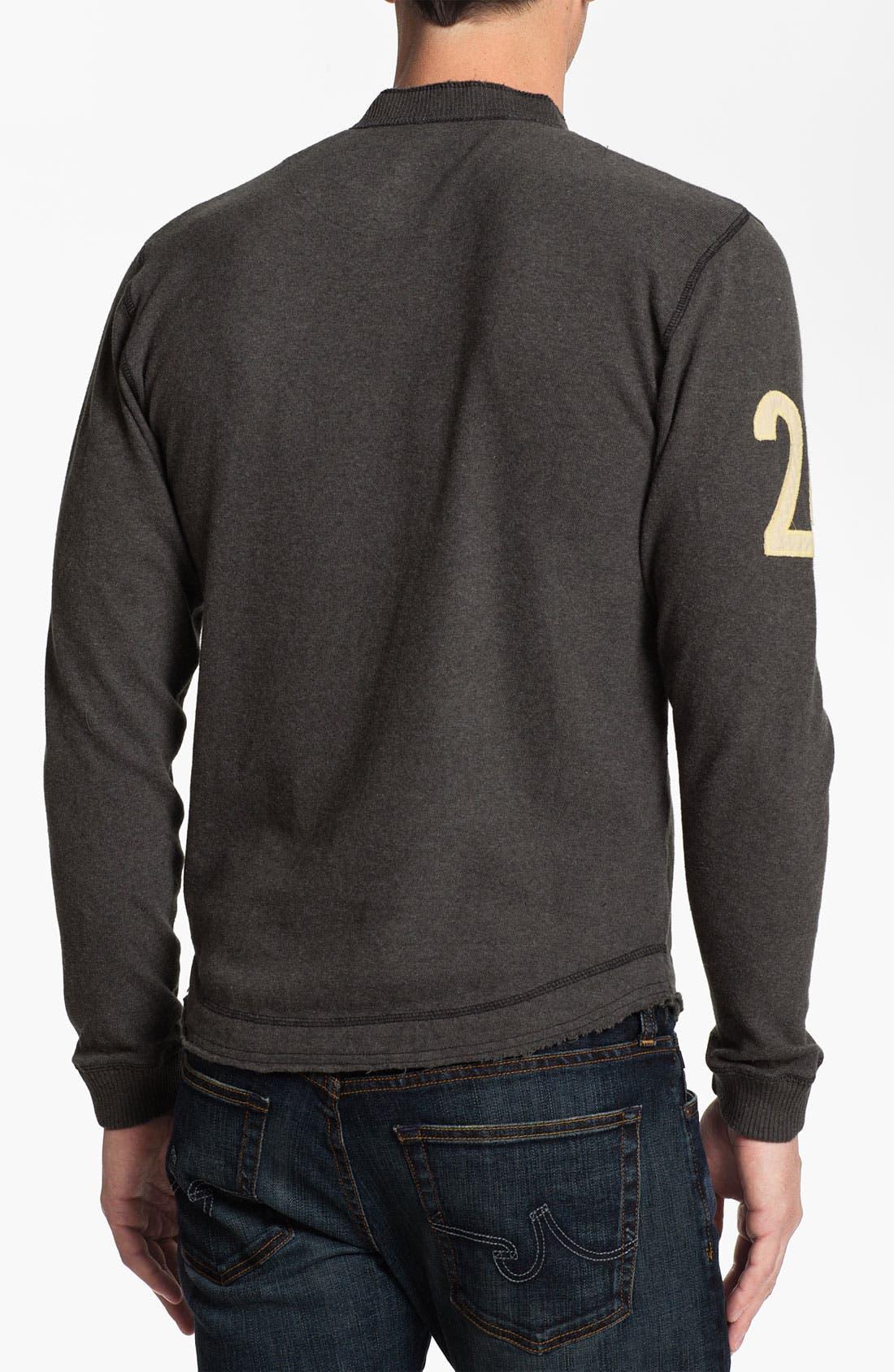 Alternate Image 2  - Red Jacket 'Bruins - Ten Grand' Long Sleeve T-Shirt