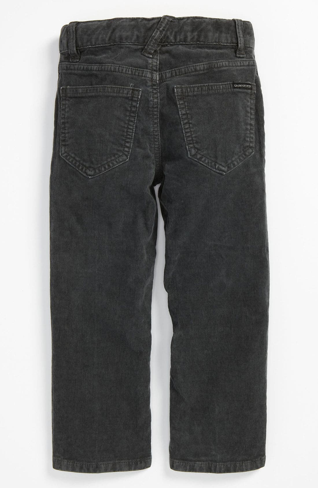 Alternate Image 1 Selected - Quiksilver 'Drifter' Corduroy Pants (Toddler)