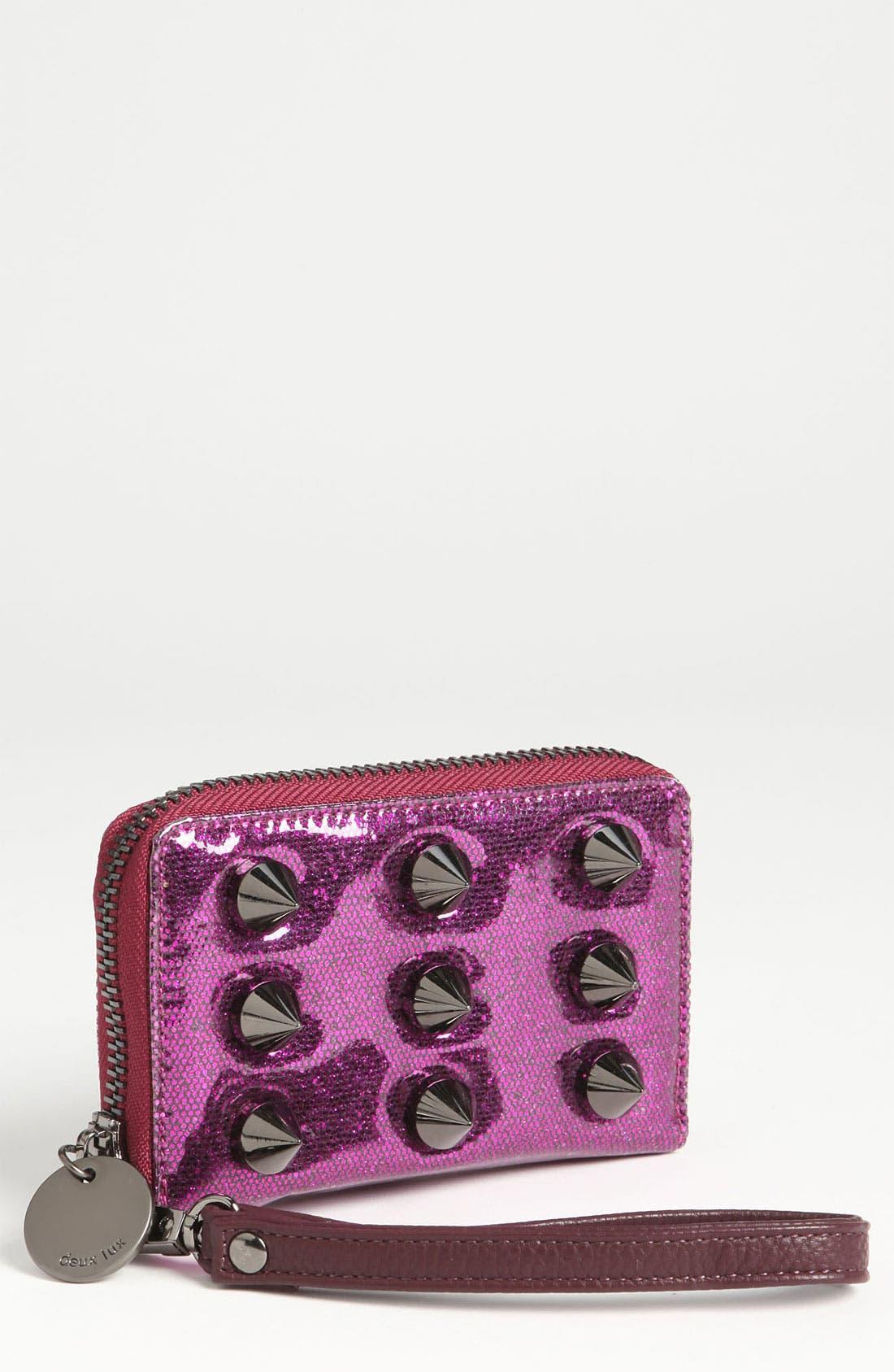 Main Image - Deux Lux Phone Wallet