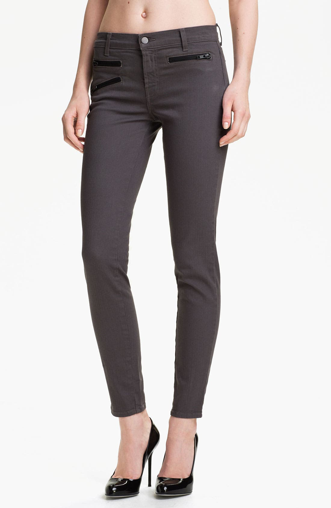 Alternate Image 1 Selected - J Brand 'Zoey' Skinny Jeans
